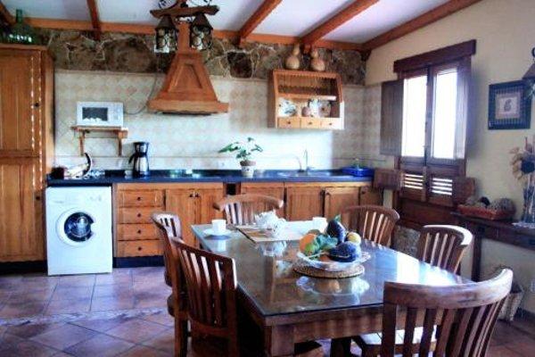 Casa Rural El Liron - фото 12
