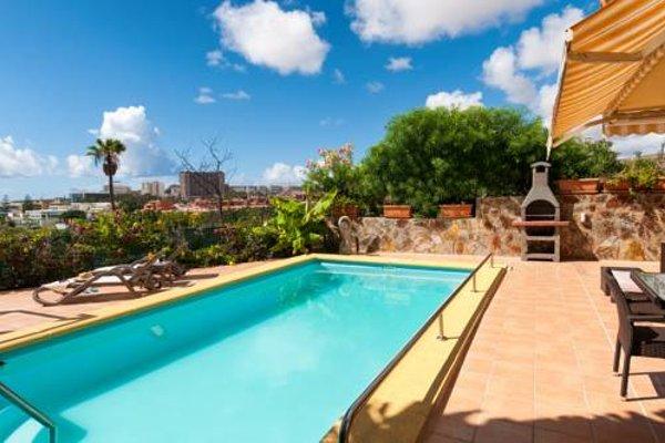 San Agustin Sun & Seaviews Villa - фото 20