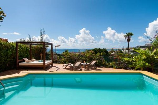 San Agustin Sun & Seaviews Villa - фото 21