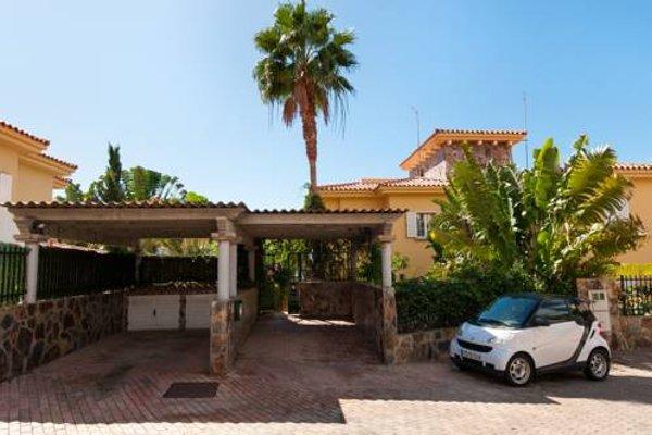 San Agustin Sun & Seaviews Villa - фото 22