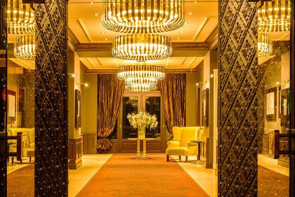 Арт отель Le Palais Prague - фото 11