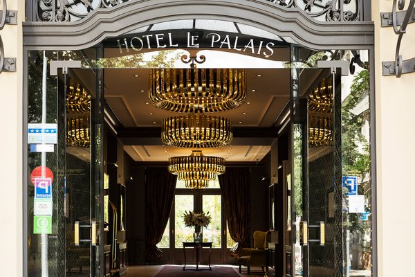 Арт отель Le Palais Prague - фото 5