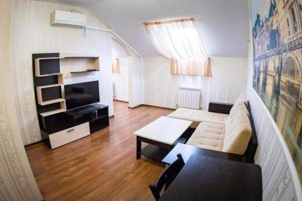 Отель Дивеев Град - 22