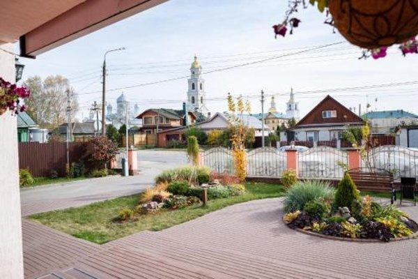 Отель Дивеев Град - 8