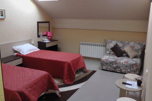 Гостиница Еврономер - фото 9