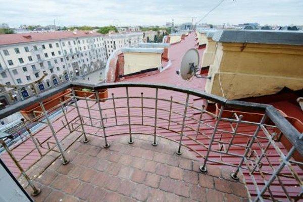 Апартаменты «Aparton Проспект Независимости, 39» - фото 17