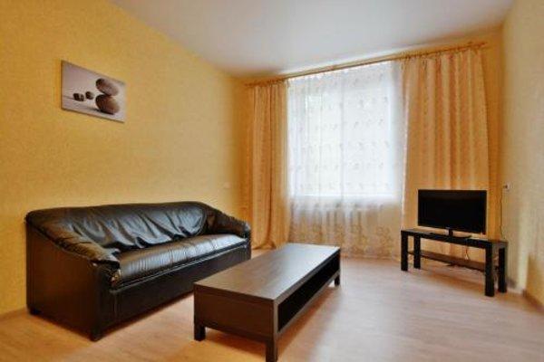 Апартаменты «Aparton Проспект Независимости, 39» - фото 21