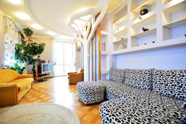 Апартаменты «Aparton Проспект Независимости, 39» - фото 6
