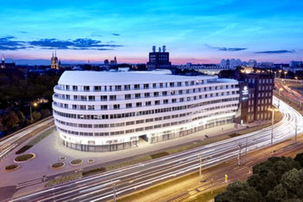 DoubleTree by Hilton Wroclaw - фото 22