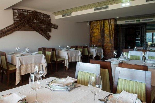 Hotel Restaurante Canzana - фото 18