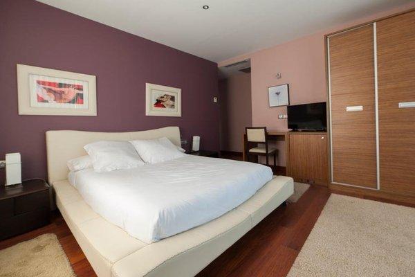 Hotel Restaurante Canzana - фото 9