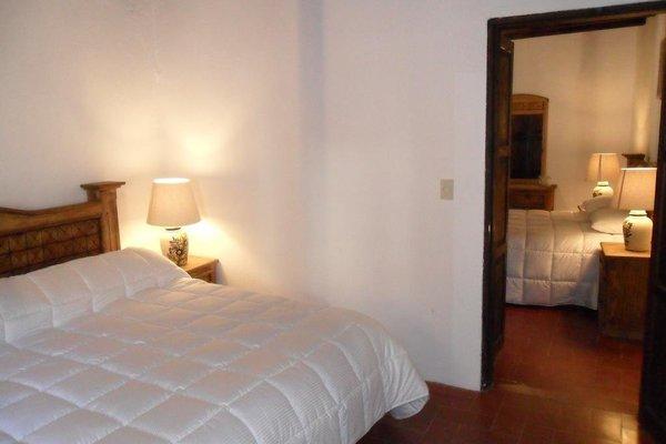 Hotel Casa Sangre de Cristo - фото 50
