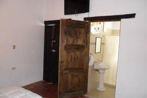 Hotel Casa Sangre de Cristo - фото 13