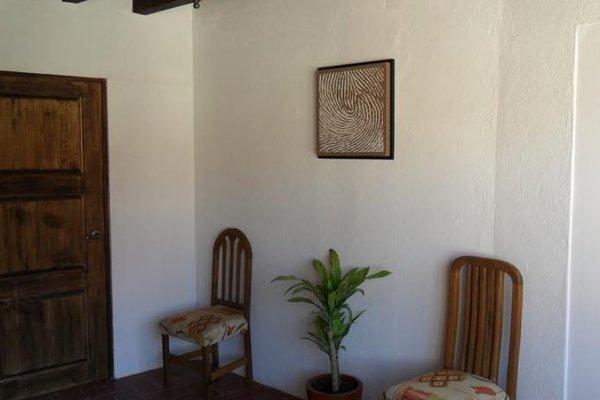 Hotel Casa Sangre de Cristo - фото 14