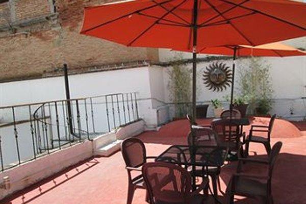Hotel Casa Sangre de Cristo - фото 19