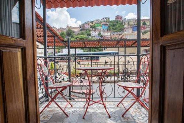 Hotel Casa Sangre de Cristo - фото 20