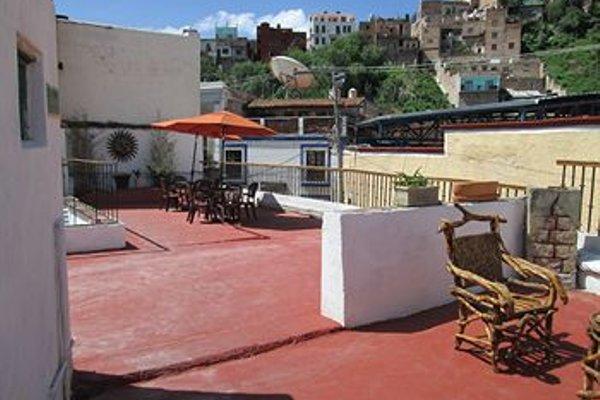 Hotel Casa Sangre de Cristo - фото 22
