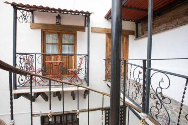 Hotel Casa Sangre de Cristo - фото 23