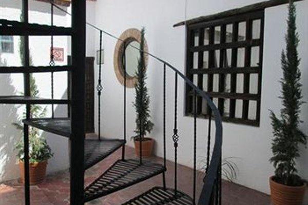 Hotel Casa Sangre de Cristo - фото 4