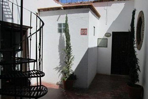 Hotel Casa Sangre de Cristo - фото 6