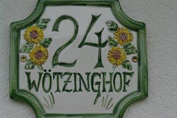 Wotzinghof - фото 7