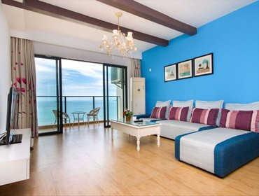 Апартаменты Sanya Blue Bay Apartment