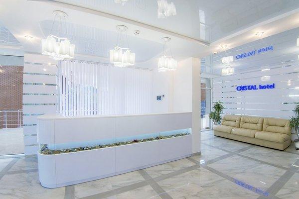 Отель Кристал - фото 58