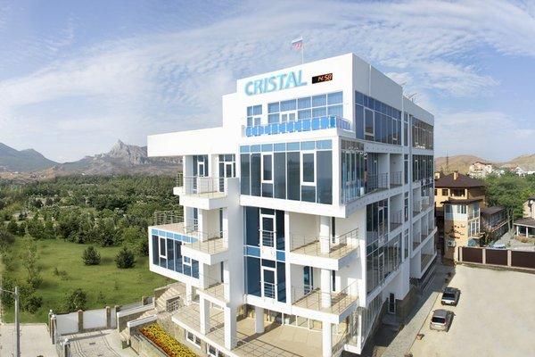 Отель Кристал - фото 54
