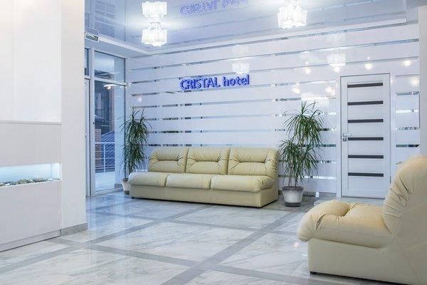Отель Кристал - фото 56