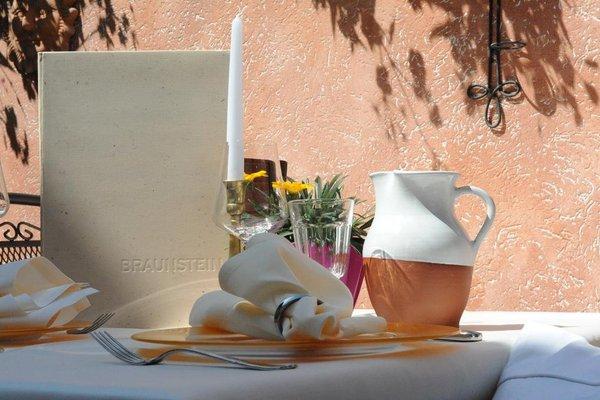 Hotel & Restaurant Braunstein - Pauli´s Stuben - фото 15
