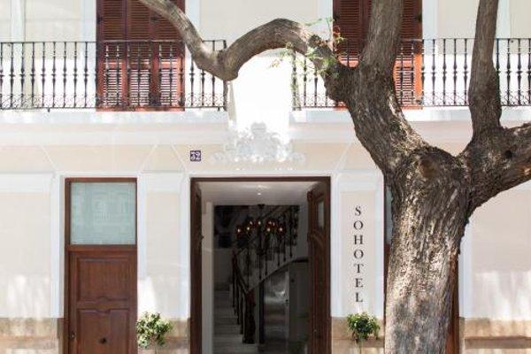 Sohotel Ruzafa - фото 23