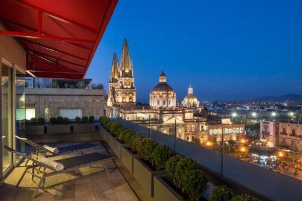NH Collection Guadalajara Centro Historico - фото 23