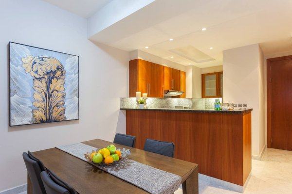 Nasma Luxury Stays - Central Park Tower - фото 13