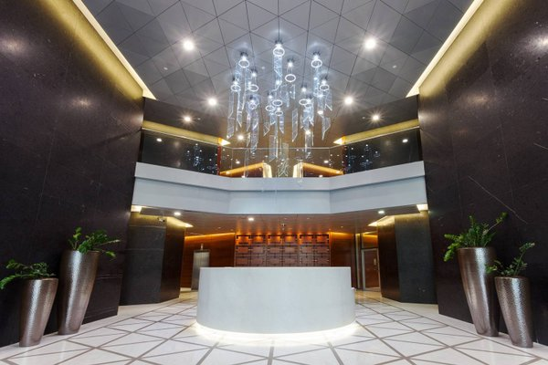 Nasma Luxury Stays - Central Park Tower - фото 14