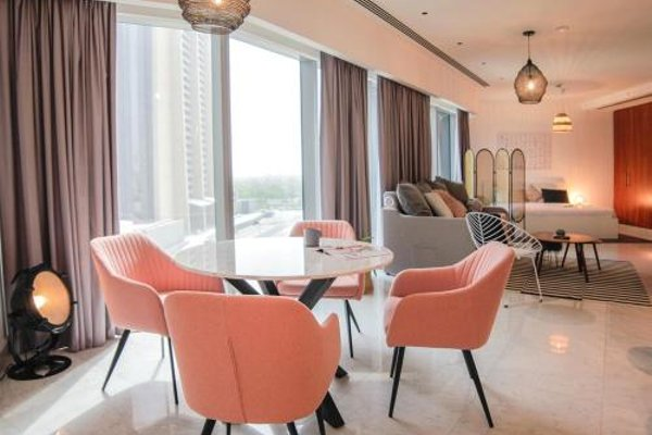 Nasma Luxury Stays - Central Park Tower - фото 16