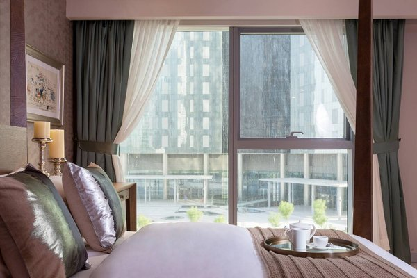 Nasma Luxury Stays - Central Park Tower - фото 17