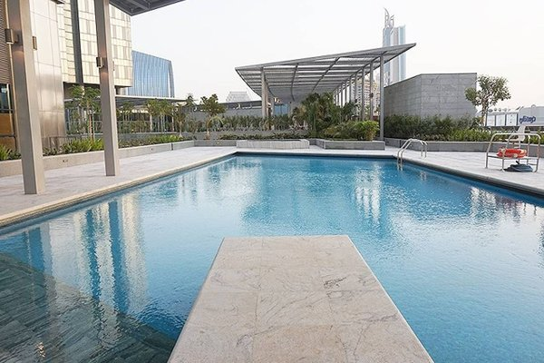 Nasma Luxury Stays - Central Park Tower - фото 19