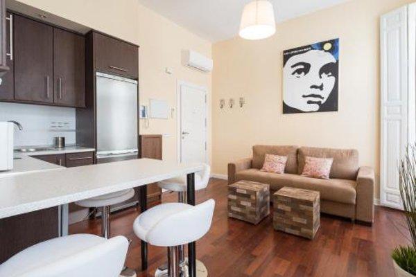Letmalaga Penthouse Calderon - фото 21