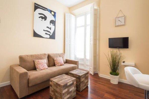 Letmalaga Penthouse Calderon - фото 23