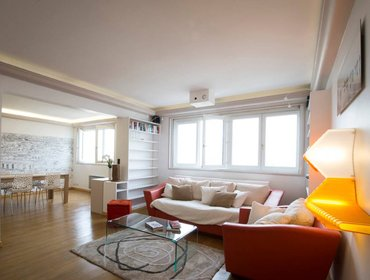 Apartments Grand appartement familial Clichy