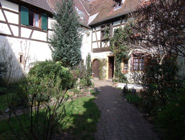 Apartments GITE A TURCKHEIM