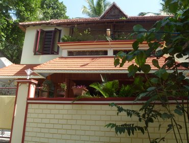 Апартаменты Dinu Bhavan Kovalam, Self catering 2 bed apartment