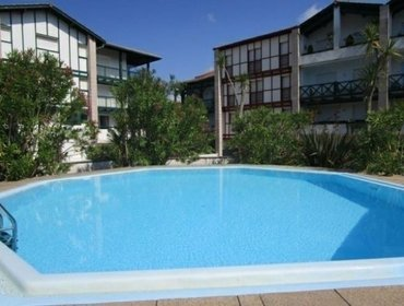 Апартаменты Rental Apartment Ibaia 80B - Hendaye, 2 bedrooms, 5 persons