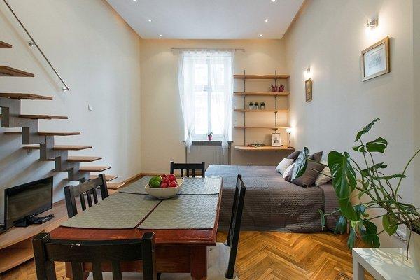 Urban Studio Apartment - фото 6