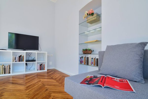 Bacone Halldis Apartments - фото 7