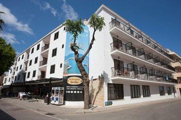 Hotel Moreyo - 22