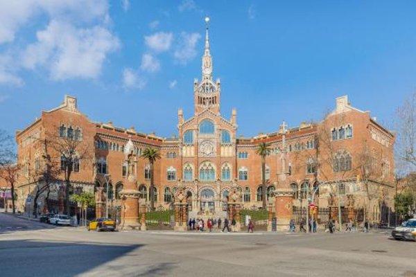 Apartment Link BCN Sagrada Familia - фото 17