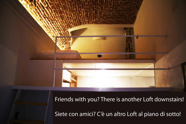 Loft in San Lorenzo - фото 3