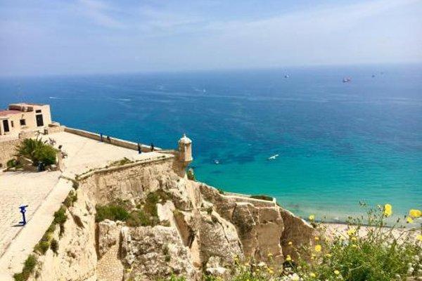 Apartamento Postiguet - фото 14