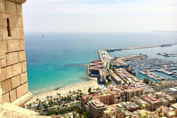 Apartamento Postiguet - фото 8